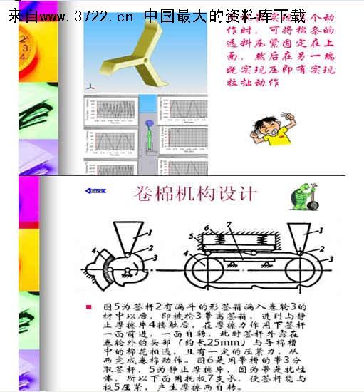 医用卷棉机的机械系统设计方案--组成及功能介绍