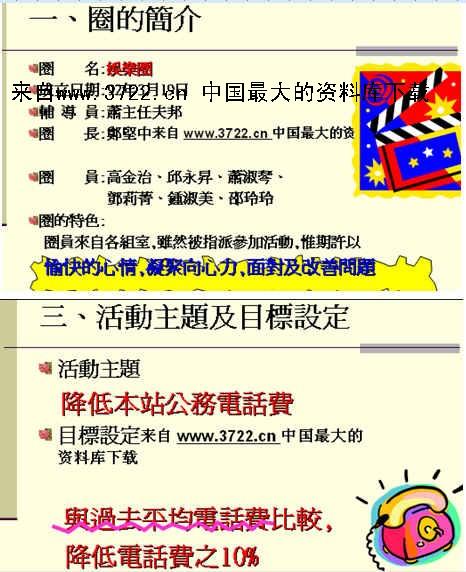 《【台北国际航空站品管圈活动品管圈报告】(ppt 27页)》