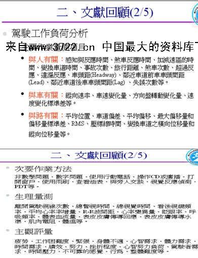 汽车驾驶员岗位hse作业指导书(doc 18页) .