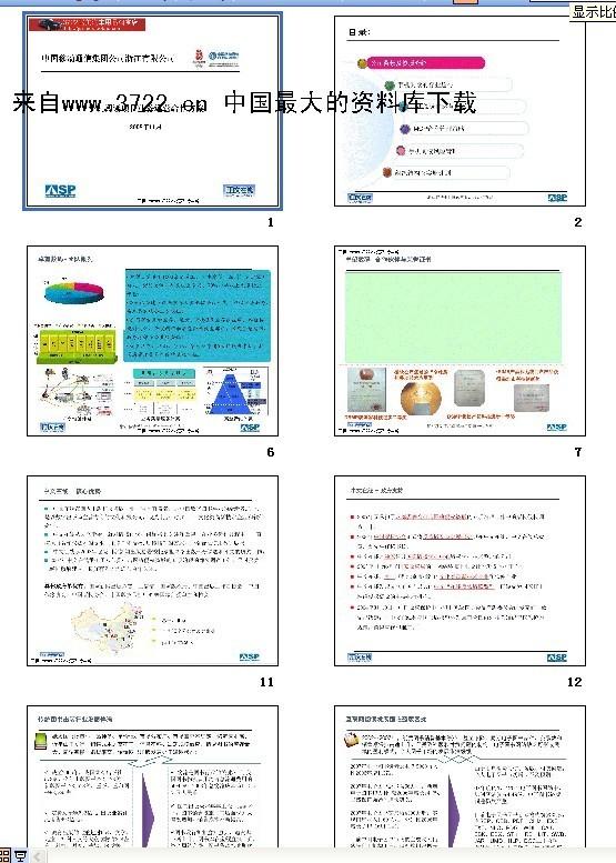 手机阅读项目业务运营合作方案(ppt