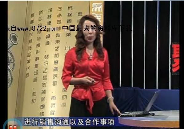 营销管理视频-王依淇《女性销售力》视频