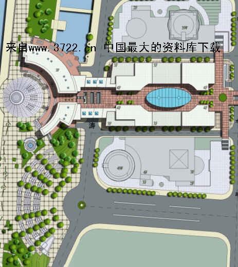 《2010杭州滨江商业街总平面图(jpg)》