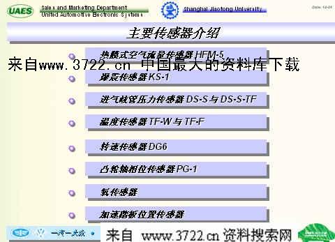 《汽车维修-先进的发动机管理系统me7—-motronic系统结构培训(ppt 88