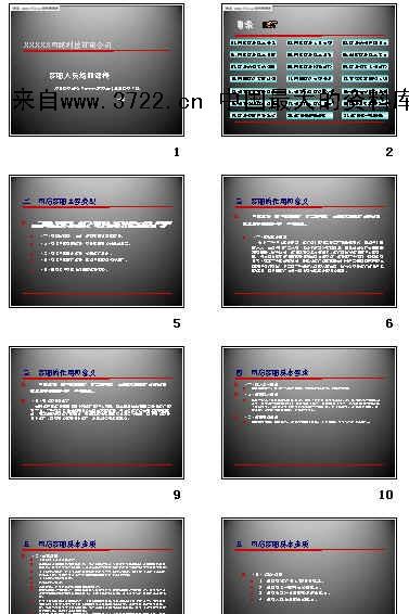 XXXXX网络科技有限公司客服人员培训(PPT
