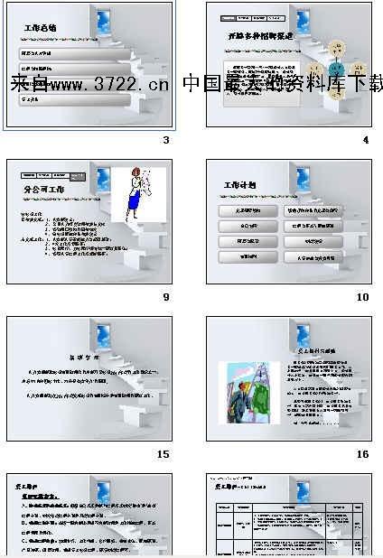 中节能高新材料公司人力资源管理制度汇编(doc 29页) .