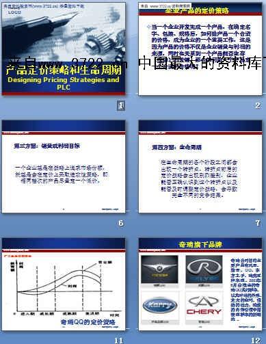 世纪之村农产品直销电子商务平台招商手册(ppt