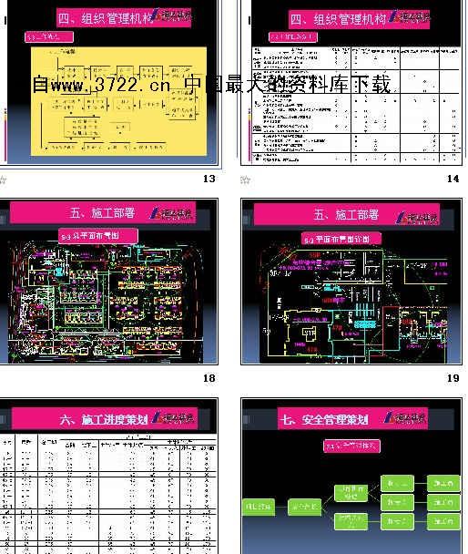 拓达建设(建筑工程)集团工程项目策划书