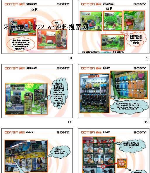 下载 道xit企业数码 配件陈列 指引手册 ppt 2