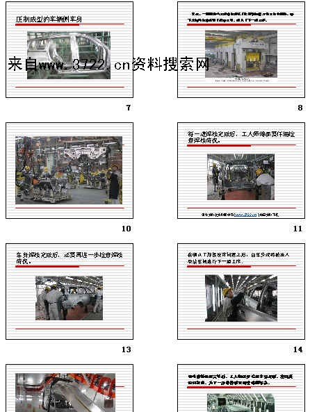 《汽车整车生产流程培训教材(ppt 69页)》